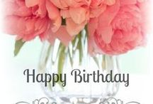 "Say ""Happy birthday!"":)"
