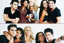 The Vampire Diaries / È disposto a morire per proteggerla. Entrambi lo sono ♡