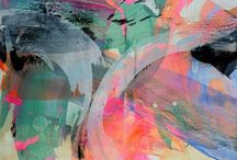 Abstract art / Painting abstracts
