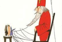 Sinterklaas knutsel ideeën