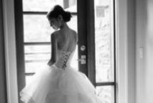 Noel Chu Bride / Real Brides in Noel Chu Atelier's Designs