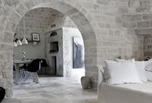 Dream Home / Fantastical settings to day-dream about...