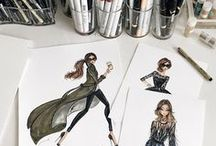 Fashion Design / I'll become a fashion designer