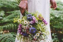 Ideen: Brautsträuße und Blumenschmuck