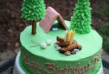 Nature Birthday Party Ideas / by ES