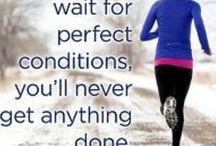 fitness/motivation / by Marissa B