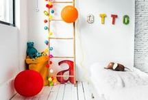 kids room / by savestheday