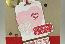 Valentine Projects / www.barbstamps.com - Fun Valentine Ideas