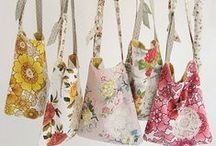 Handmade Bag Ideas / for bag lovers and DIY'ers alike / by Honey Malek