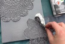 get crafty. / by Elizabeth Fossen
