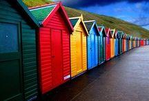 colours - rainbow