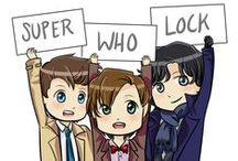 Superwholock / by Starlust