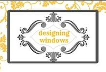 Accessories & Window Treatments / www.designingwindowsbybonnie.com  / by Bonnie Haugh