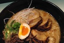 Ramen / It began in July of 2011. I ate some mind-blowing ramen in Tokyo. I've been craving and hunting for some decent ramen ever since. / by Barry Ross Rinehart