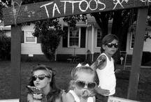 Tattoos & Piercings / by Wanda Visconti