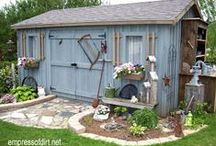 garden  - summer- & gardenhouse