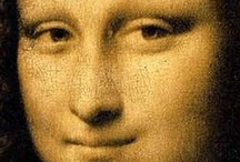 Mona / Variations of a theme--the face that launched thousands of interpretations. / by Barry Ross Rinehart