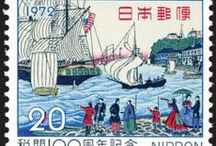 Stamp on it! / Stamps that caught my eye and tickle my fancy. / by Barry Ross Rinehart