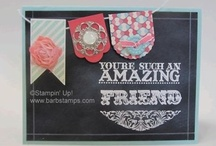 2013 Occasions Catalog / www.barbstamps.com - Ideas using products from the 2013 Stampin' Up! Spring Catalog