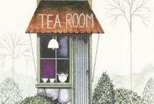 coffee & tea time ☕
