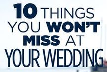 Wedding Planning Advice and Tips / by Christina Marie