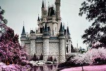 Disney obsessed / by Marissa B