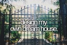 Dream House (A Little More Realistic aka. Career Inspiration) / by Geetsikha Pathak