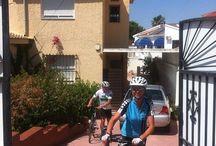 Villa Balea - Alicante / Hyr ut Villa Balea i Södra Alicante. Vi hjälper er som vill träna