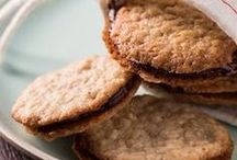 Cookies / Cookie recipes  #recipes #food #dessert #cookies #cookierecipes  #sweets / by Sarah Jane {The Fit Cookie}