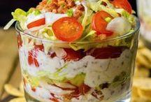 Appetizer & Dip Recipes / Appetizer and dip recipes
