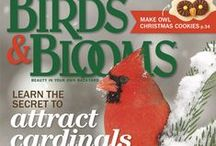 Birds & Blooms / Covers of Birds & Blooms and Birds & Blooms Extra. / by Birds & Blooms Magazine