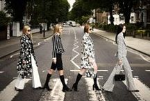Black and White Pairings (2014) / fashion trend for 2014 / by Honey Malek