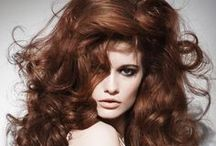 All Coiffed With Nowhere To Go / Hair, hair, HAIR! The bigger, the better! / by Honey Malek
