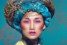 Ethnocentricity / Tribal, aboriginal and ethnic patterns in high fashion / by Honey Malek