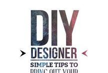 Blog Design Tips / DIY Blog Design, coding, HTML, CSS