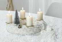 christmas - advent wreath