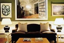 Dept of the Interior: Living Rooms / by Lindsey