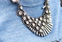 Style / aka wanting to be sophisticated but having an uncontrollable love for sparkle and bright colors. / by C