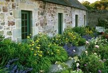 garden - English cottage