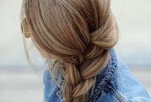 Hair Tips / Hair styles, braids, tutorials, and hair cuts