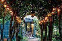 garden - lights
