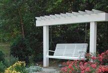 garden - arbor