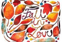 illustration - autumn