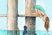 illustration - summer