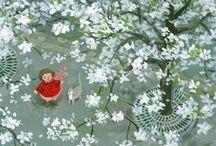 illustration - spring