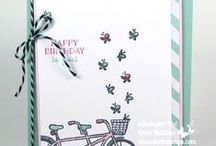2016 SALE-A-BRATION / Projects from the 2016 Stampin' Up! Sale-a-bration Brochcure