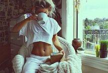 •Mornings•