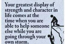 good advice & saying......