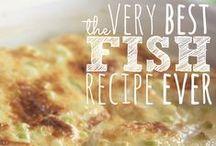Fish recipes/dishes