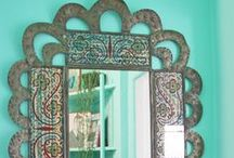 mirrors....